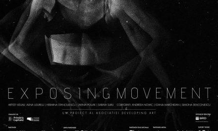 Relaţia dintre fotografia analog şi miscare: expoziție Exposing Movement @ Gallery București
