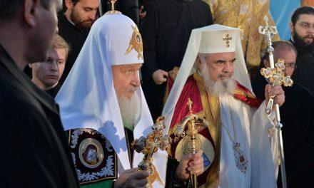 Patriarhul Kiril al Moscovei și al întregii Rusii @ București