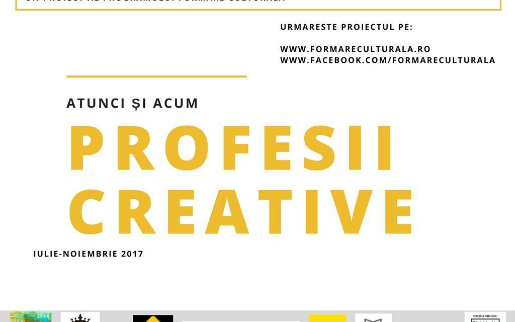 Profesii creative – fotografie, Miluță Flueraș @ Formare Culturală