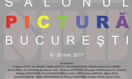 SALONULUI PICTURĂ BUCUREȘTI – 8 – 20 noiembrie
