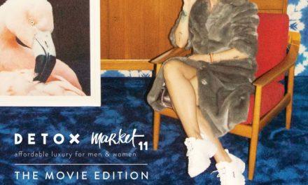 Detox+Market 11 – The Movie Edition @ Beans&Dots și Mezanin, București
