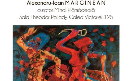 "Alexandru Marginean ""Coincidentia Oppositorium"" @ Biblioteca Academiei Române"