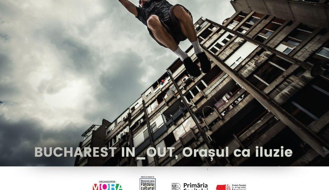 Concursul online pentru liceenii din București @ Bucharest IN_OUT, Orașul ca Iluzie