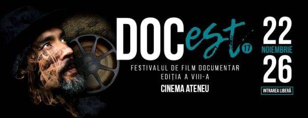 Festivalul de Film Documentar DocEst 2017