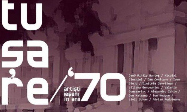 """Expoziția """"Descătușare artiști ieșeni în anii '70"""" @ Muzeul Municipal Iași"""