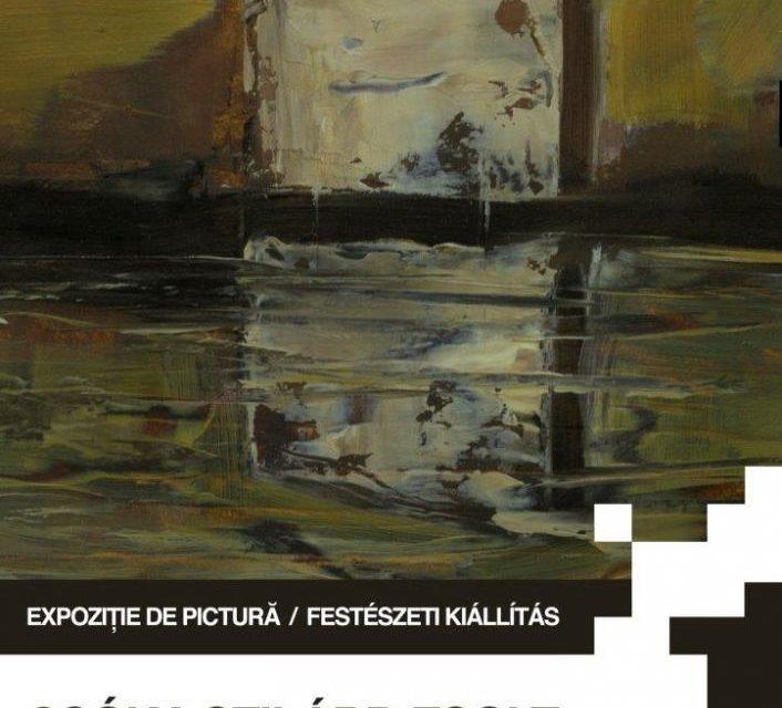 Expoziție de pictură Csóka Szilárd-Zsolt @ Institutului Balassi – Institutul Maghiar din București