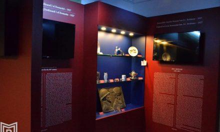 """Expoziția """"Fizionomii unificatoare «Toți în unu» – Povestea unui proiect de țară"""" @ Palatul Suțu, Muzeul Municipiului București"""