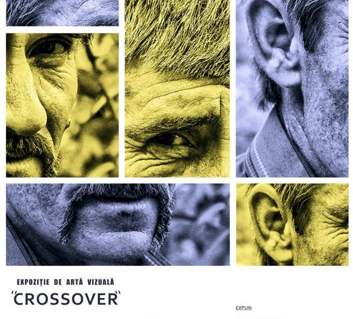 """Expoziția """"CROSSOVER"""" @ Galeria Liceului de Arte """"Sigismund Toduță"""" din Deva"""