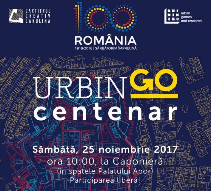 Urbingo Centenar @ Asociația Cartierul Creativ Carolina
