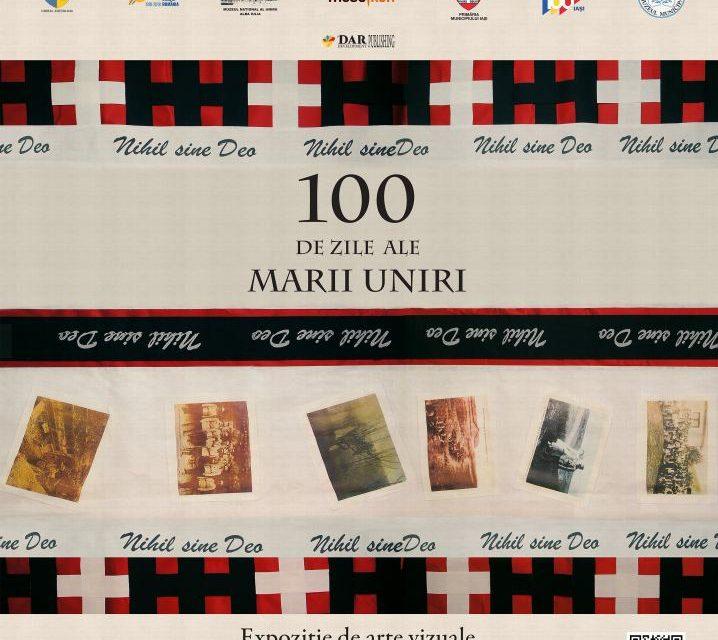 100 de zile ale Marii Uniri la Alba Iulia – lucrări de artă textilă având ca sursă de inspirație fotografii document din perioada 1914-1922