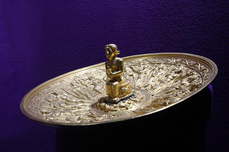 """Expoziția """"Aurul antic. De la Marea Neagră la Oceanul Atlantic"""" @  Muzeului Național de Arheologie din Lisabona"""