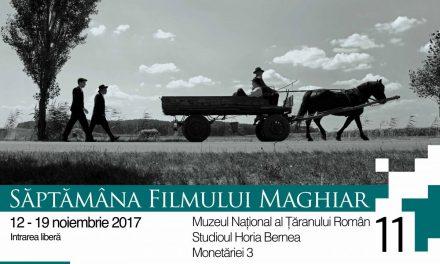 A unsprezecea ediție a Săptămânii Filmului Maghiar @ Cinema Muzeul Țăranului
