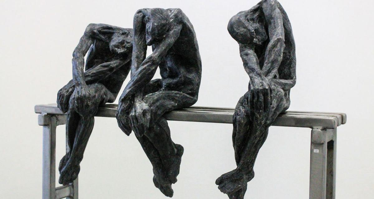 """Bianca Mann & Cătălin Bădărău """"The Other"""" @ Galerie#23, Germany"""