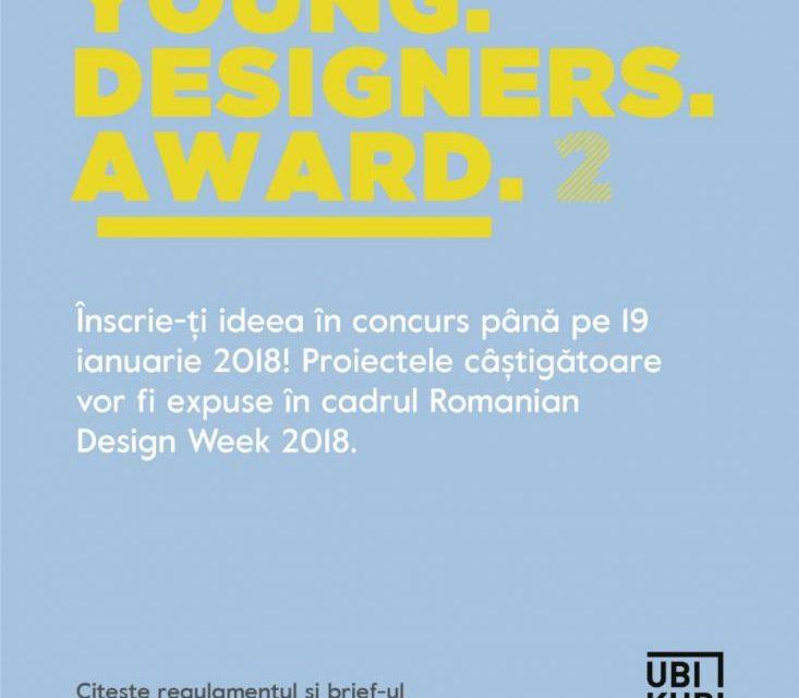 Ubikubi Young Designers Award Ediția a II-a