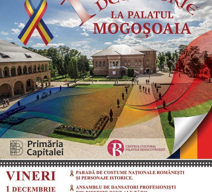 Ziua Națională a Românieila Palatul Mogoșoaia