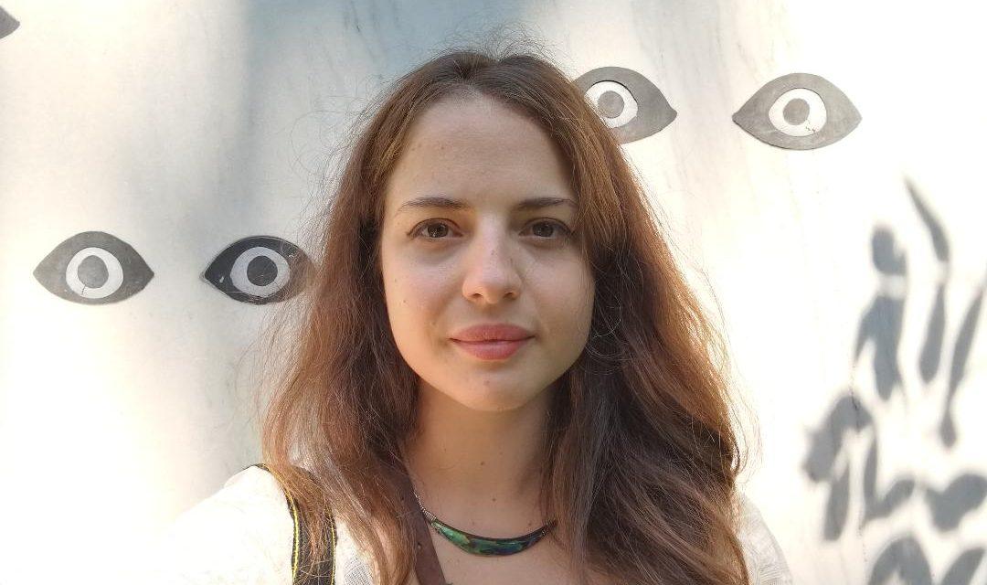 Dalina Bădescu – 100 DE ARTIȘTI CONTEMPORANI ROMÂNI