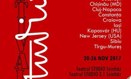 Festivalul Internațional Studio 2017