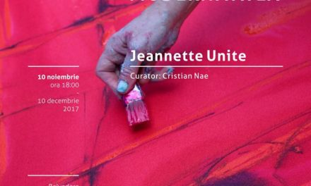 Jeannette Unite: Măsurând modernitatea @ Borderline Art Space, Iași