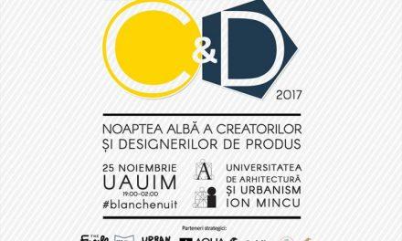 Noaptea albă a creatorilor și designerilor de produs, dedicată tradiției culturale românești