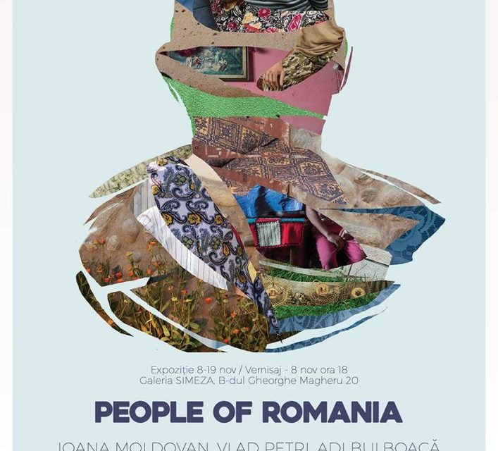 PEOPLE OF ROMANIA @ galeria Simeza București