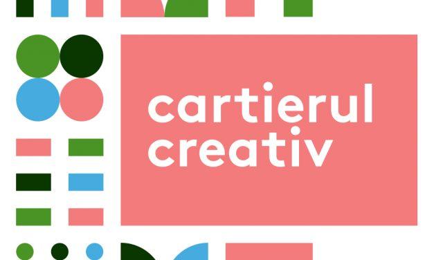 Prima ediție a hărții Cartierului Creativ, lansată de The Institute