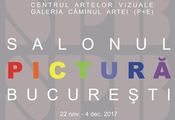 Vernisajul SALONULUI PICTURĂ BUCUREȘTI, secvenţa a doua şi decernarea Premiilor