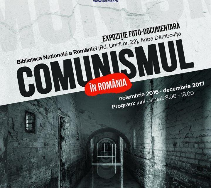 Finisajul expoziţiei Comunismul în România @ Biblioteca Naţională a României