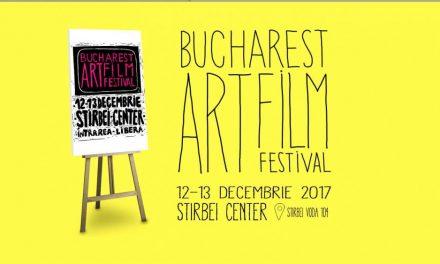 Filmele de(spre) artă se văd la Bucharest Art Film Festival 2017