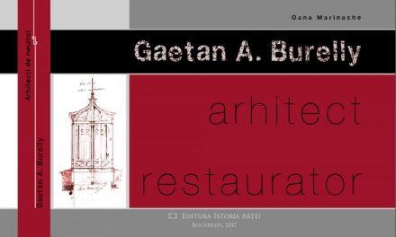 Gaetan A. Burelly, arhitect restaurator