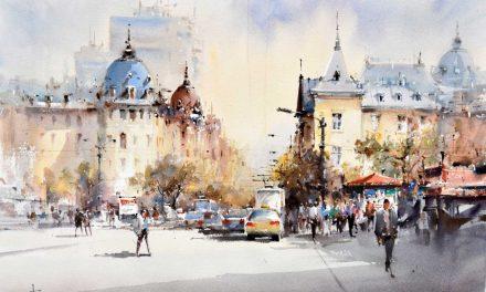 CorneliuDrăgan-Târgoviște – 100 DE ARTIȘTI CONTEMPORANI ROMÂNI