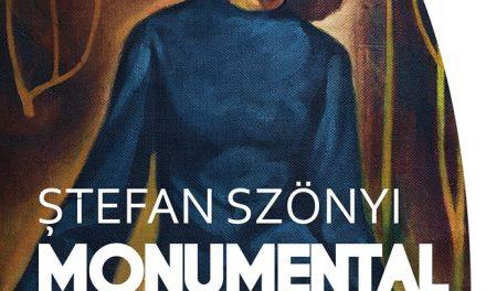 """Expoziția Ștefan Szönyi """"MONUMENTAL"""" @ Muzeul de Artă Timișoara"""