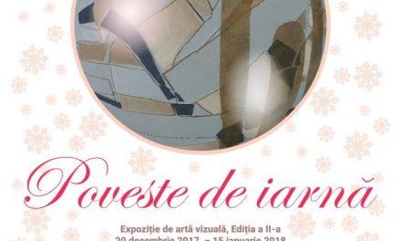 """Expoziția """"Poveste de iarnă"""" @ Iulius Mall Iași"""