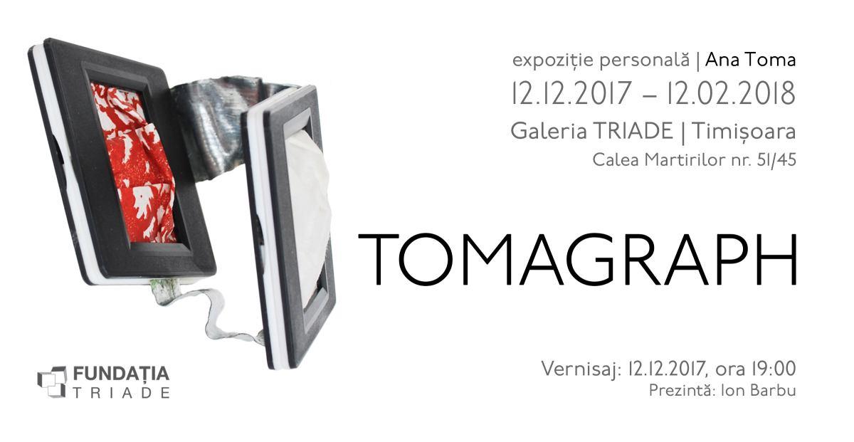 Expoziție personală Ana Toma @ Galeria TRIADE, Timișoara