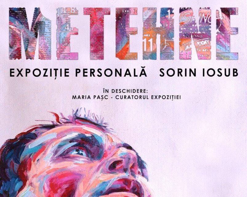 Expoziție de pictură Sorin Iosub la Biblioteca Națională a României