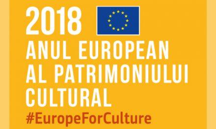 Lansarea Anului european al patrimoniului cultural 2018