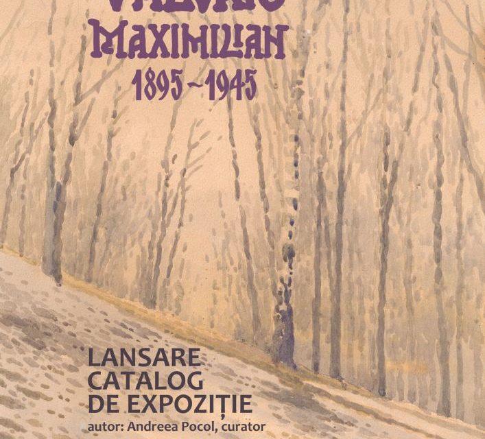 """Lansarea catalogului de expoziţie """"Valeriu Maximilian 1895-1945"""" @ Muzeul de Artă Brașov"""