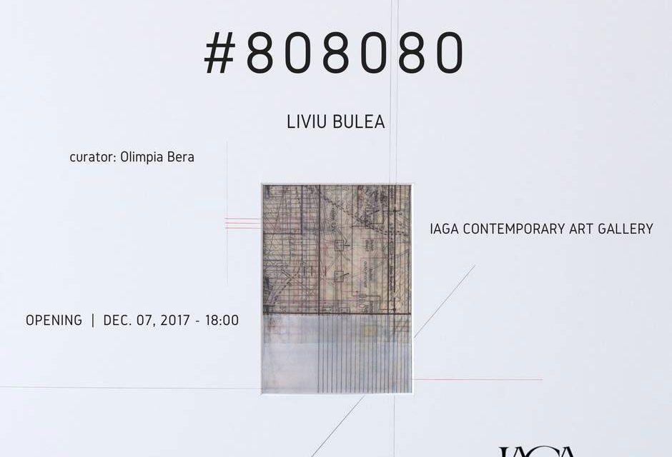 Liviu Bulea #808080 @ Iaga Contemporary Art, Cluj-Napoca