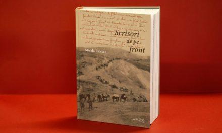 """Lansare de carte """"Scrisori de pe front"""" @ Muzeul Național al Țăranului Român"""
