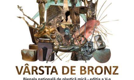 """Bienala Națională de plastică mică """"Vârsta de bronz"""", ediţia a V-a @ Galeria Casa Matei, Cluj-Napoca"""