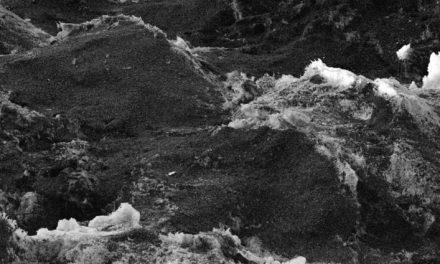 "Norbert Costin, ""Glacier (Equilibrium Line Altitude)"" @ Plan B, Fabrica de Pensule, Cluj-Napoca"