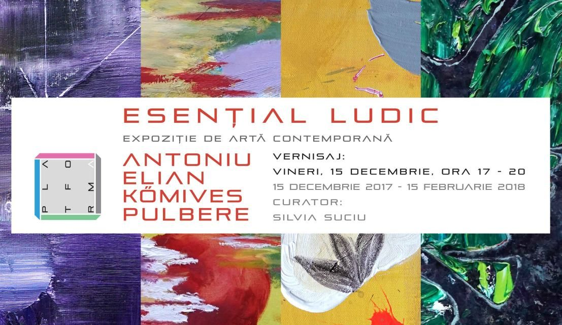ESENŢIAL LUDIC by PLATFORMA @ Cluj-Napoca