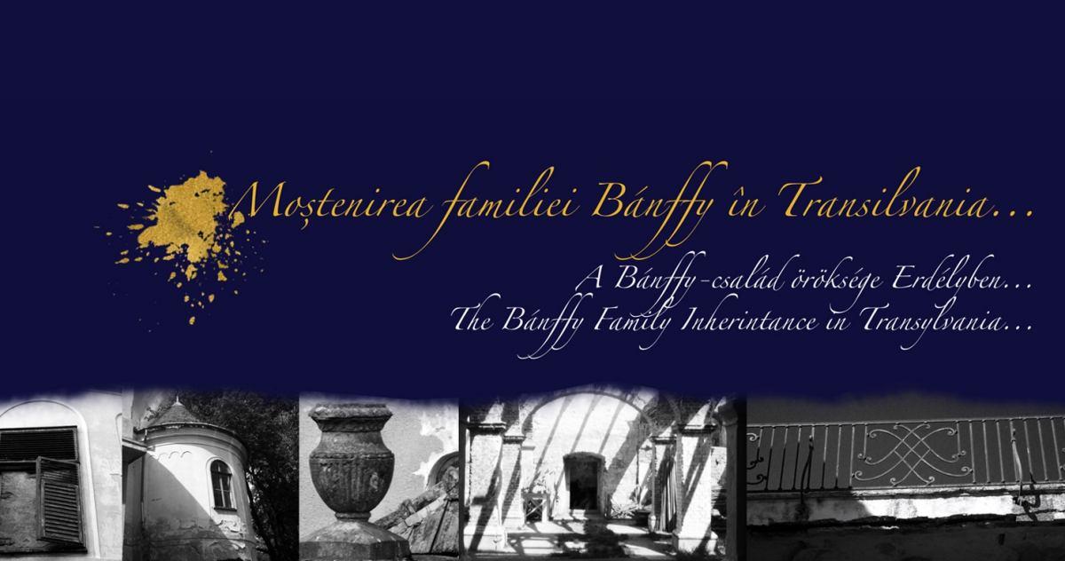 """""""Moștenirea familiei Bánffy în Transilvania"""" vernisaj și prezentare de carte @ Uniunea Arhitecților din România"""