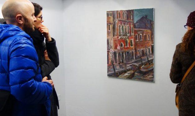 """Sorin SCURTULESCU """"Alla Prima"""" / Nuova Galleria / Palazzo Correr / ICR Venezia"""