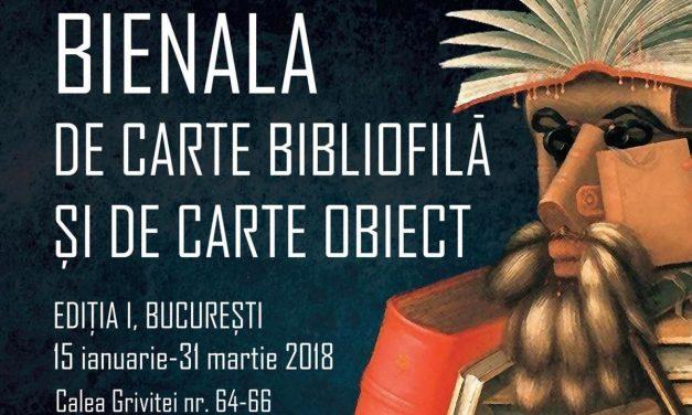 Avanpremiera Bienalei de Carte Bibliofilă și de Carte-Obiect, ediția I @ MNLR