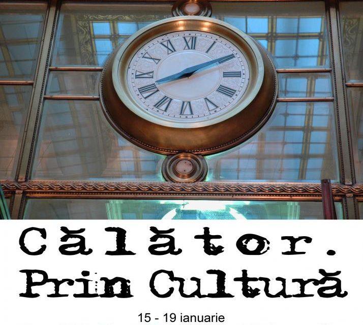 Expoziție de fotografie cu prilejul Zilei Culturii Naționale în SalaMare a ICR