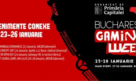 Bucharest Gaming Week: Experiențe inedite în virtual reality, competiții de gaming și cele mai noi jocuri video