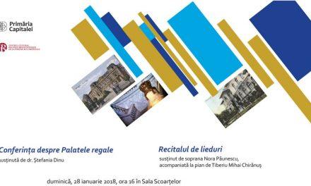 Evenimente la Centrul Cultural Palatele Brâncovenești de la Mogoșoaia