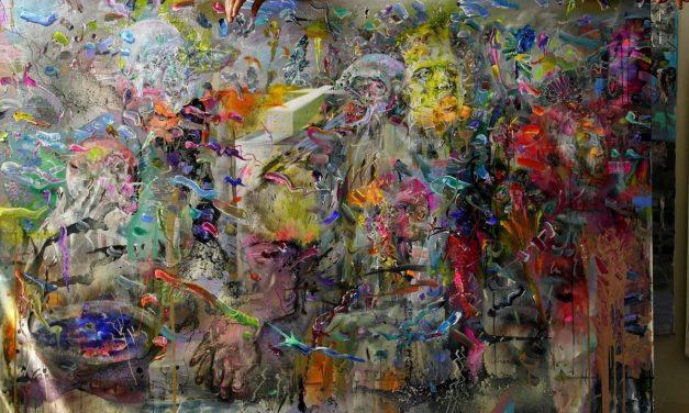 Artistul vizual Cristian Sida expune în Viena
