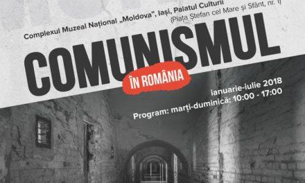 Expoziţia Comunismul în România, realizată de IICCMER şi Fundaţia Konrad Adenauer, continuă la Iaşi
