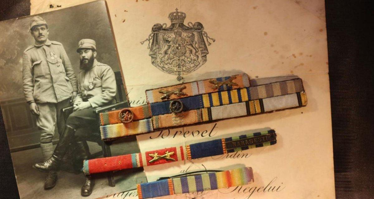 """Expoziția """"România în Primul Război Mondial"""" la Muzeul Armatei din Toledo"""